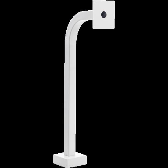 "36"" White Federal APD Clone Gooseneck Pedestal (Pad Mount)"