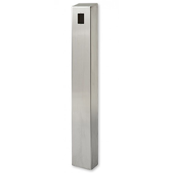 "48"" ADA Compliant Stainless Steel Heavy Duty Pedestal (Pad Mount)"