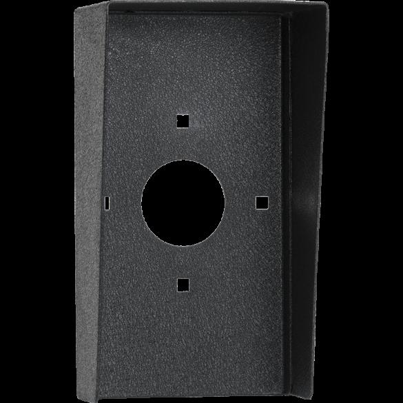"Portrait Black Steel Hood (4.5"" W x 8"" H x 3"" D)"
