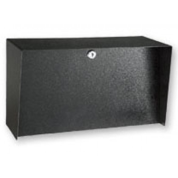 "Landscape Black Steel Housing (14"" H x 8"" W)"