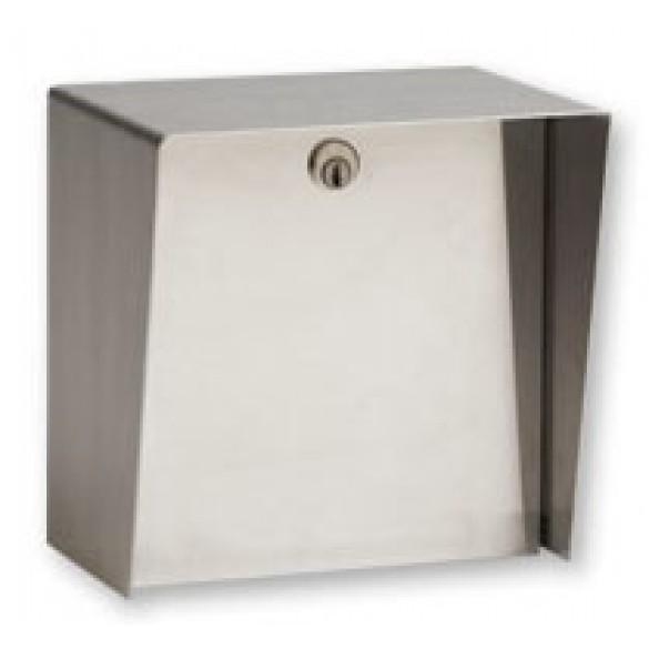 "Square Stainless Steel Housing (8"" W x 8"" H)"