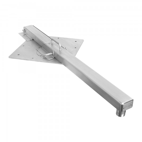 Skyline Camera Mount for Parapets and Rooftops 304-PARA-1