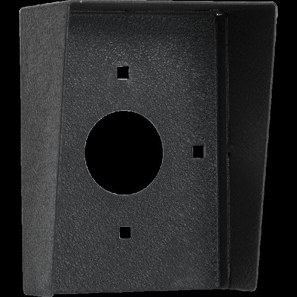 "Portrait Black Steel Hood (4.5"" W x 6"" H x 3"" D)"