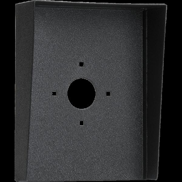 "Portrait Black Steel Hood (8"" W x 10"" H x 3"" D)"