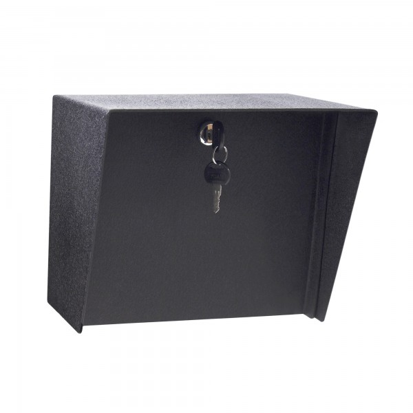 "Landscape Black Steel Housing (10"" W x 8"" H) Lando-CS-10x8-E"