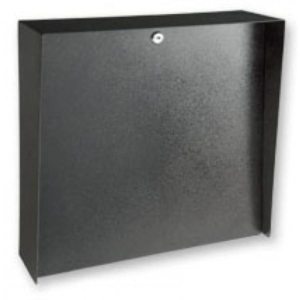 "Square Black Steel Housing (24"" W x 24"" H)"