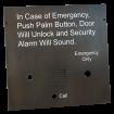 Custom Method B Elevator Lobby Plates